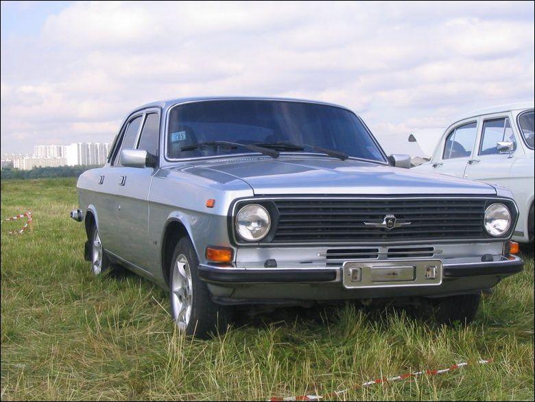 На автомобилях 1985 года, которым присвоили индекс ГАЗ-24М.